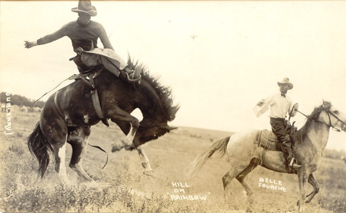 Hill on Rainbow, Belle Fourche, 1921